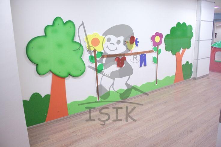 Anaokulu & Kreş & Malzemeleri & Mobilyaları & Dolap & Masa & Sandalye Kindergarten & Nursery & Equipment & Furniture & Wardrobe & Table & Chair www.ahsapoyuncak.com +90 312 255 8349