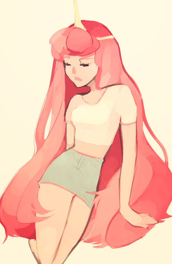 Princess Bubblegum Good Little Girl by Kishuta.deviantart.com on @deviantART