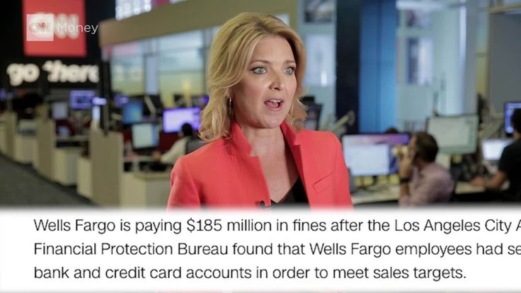 Wells Fargo workers are opening up fake accounts to meet the unrealistic sales goal. These goals were way to high and causing a load of stress on employees.