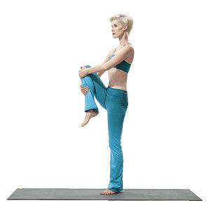 Yoga for health | For Torn (or Sore) Knee Ligament or Cartilage