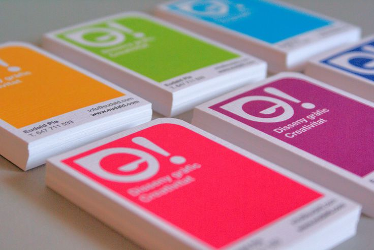 Bussines card // Eudald Pla