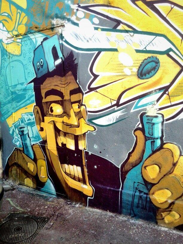 1108 best Streetart 3 images on Pinterest   Street art, Street art ...
