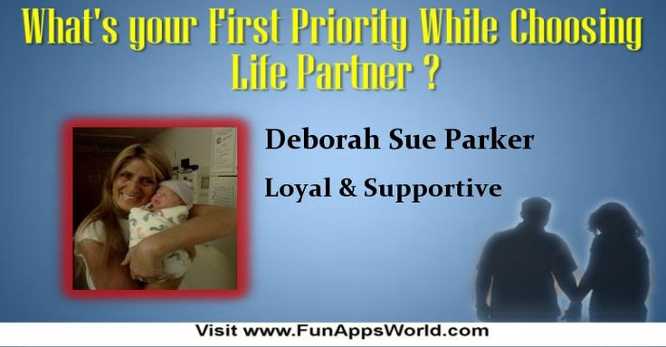 Check my results of Whats your First Priority While Choosing Life Partner? Facebook Fun App by clicking Visit Site button