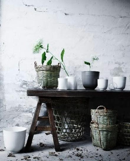 grey, grey, grey: Grey Interiors, Kitchens Design, Decor Kitchens, Interiors Design Kitchens, Home Decor, Herbs Gardens, Pots Benches, Design Blog, Grey Gardens
