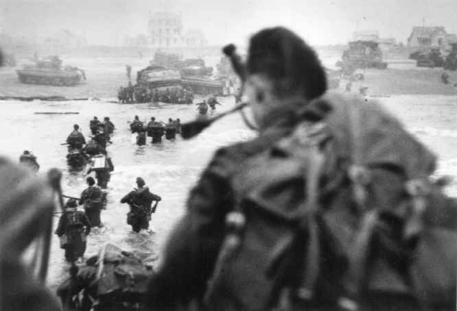 d-day juno beach casualties