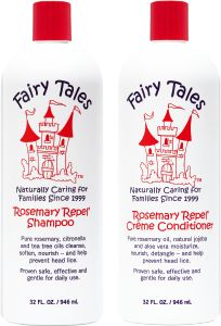 Welcome To Fairy Tales Hair Care (they make life repelling products)