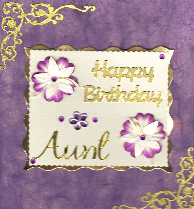 25+ Best Ideas About Birthday Wishes For Aunt On Pinterest