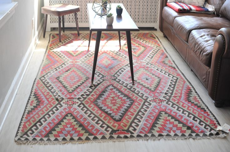 5 x 9.2 | Vintage Kilim Rug | GYPSY by TheLoomHouse on Etsy