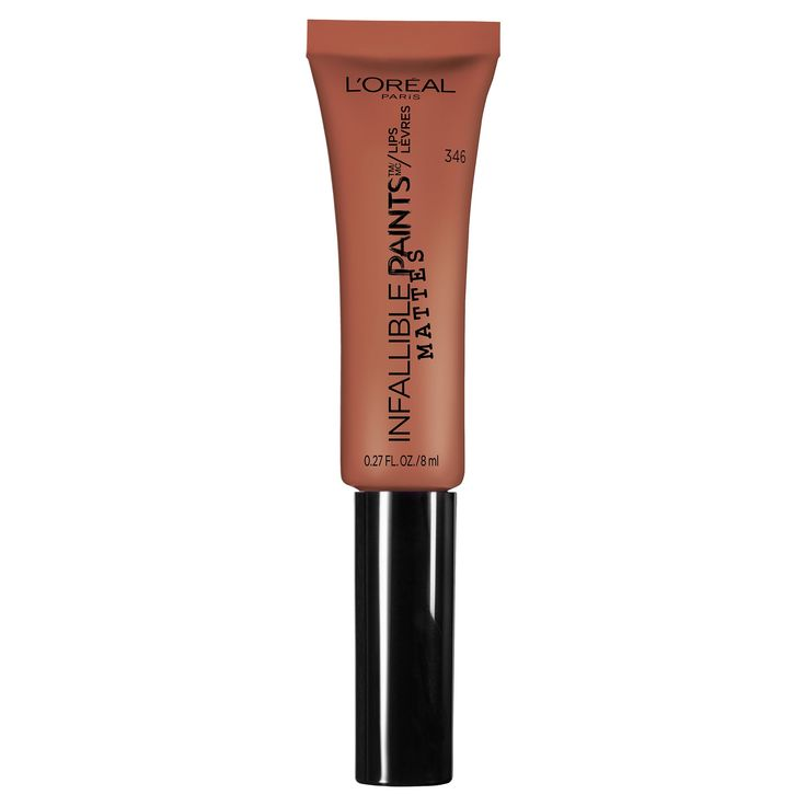 L'Oréal Paris Infallible Matte Lip Paints 346 Festival - 0.27oz