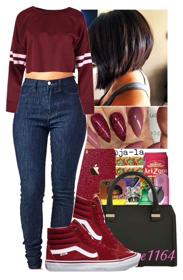 """""""#1050"""" by jasmine1164 ❤ liked on Polyvore featuring Vans"""