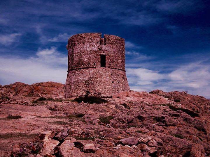 Scandola Capo Rosso - Scandola est une réserve naturelle en Corse à la fois marine et terrestre, également inscrite sur la liste du patrimoine mondial de l'Unesco Classée en 1975, elle occupe une biodiversité remarquable entre l'étage médiolittoral et l'étage circalittoral de sa partie sous-marine. Elle a été jugée représentative des écosystèmes et biocénoses de la façade maritime du Parc naturel régional de Corse qui en est le gestionnaire.