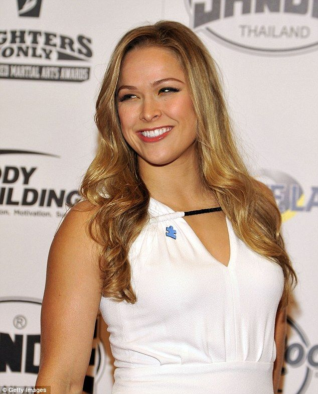 Ronda Rousey - Beauty, athleticism, honesty, aggression and the champion!
