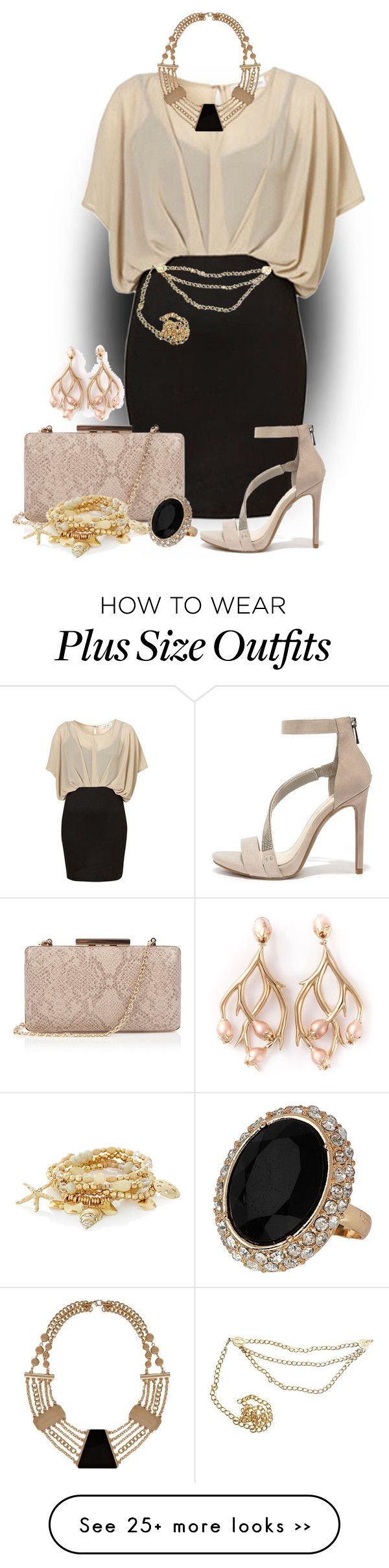 """Date Nite 2"" by sabrina-mcknight on Polyvore"