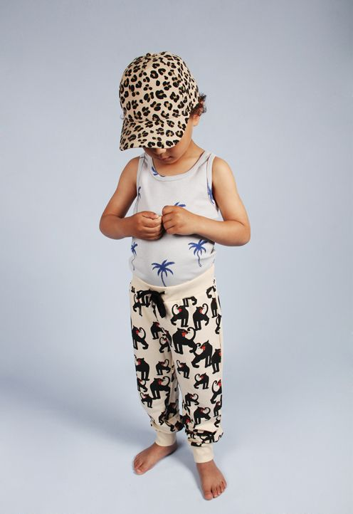 Sneak peek Mini Rodini SS13 – Bon Voyage | Fine Little Day