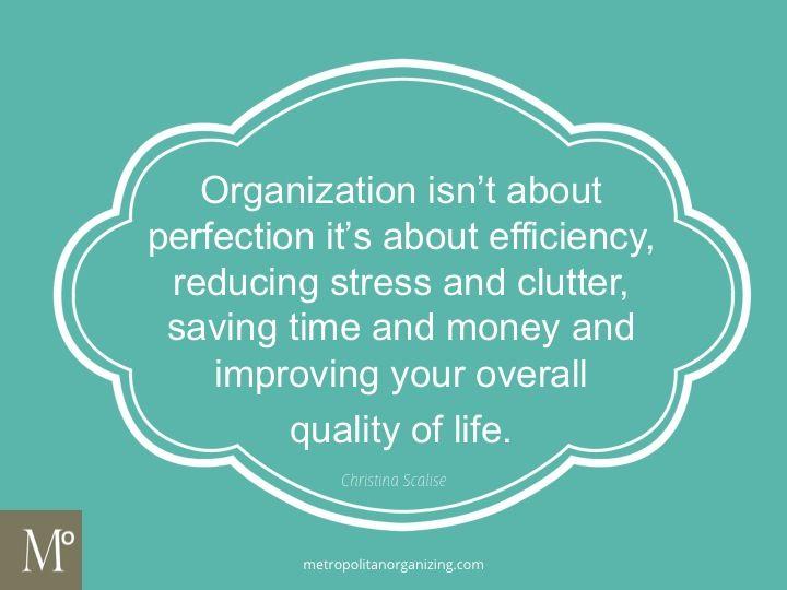 #5 - What is Organization?  #Metrozing | #Organizing | Geralin Thomas, Professional Organizer