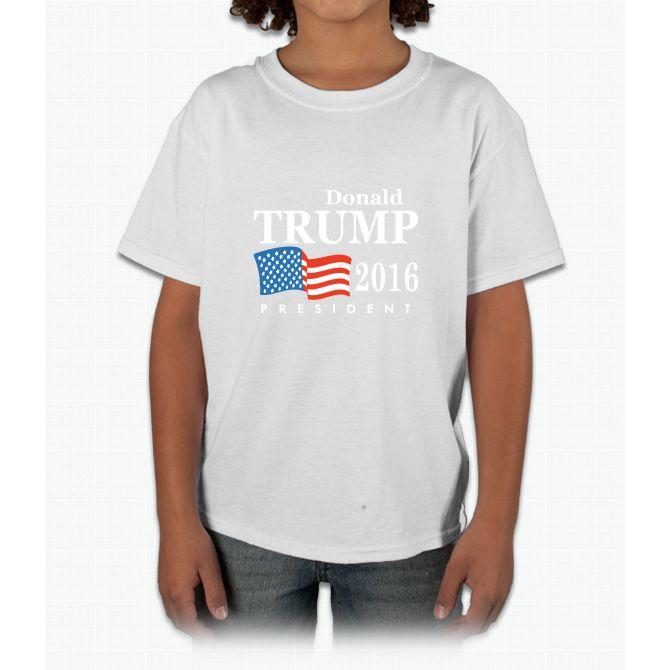 Donald Trump 2016 Young T-Shirt