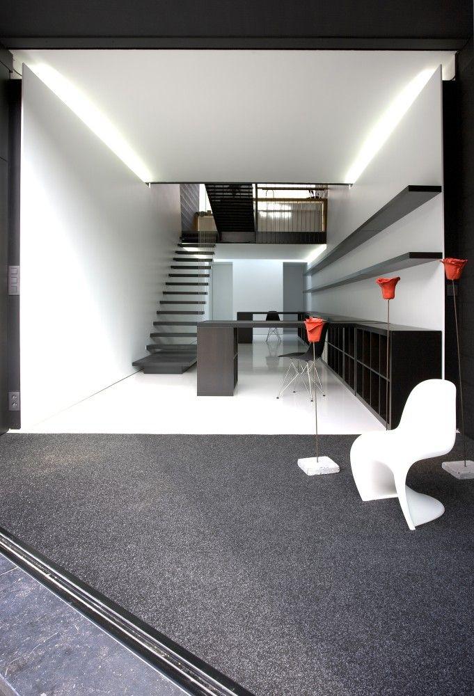 office offbeat interior design. gallery of office ast 77 apartment 16 offbeat interior design