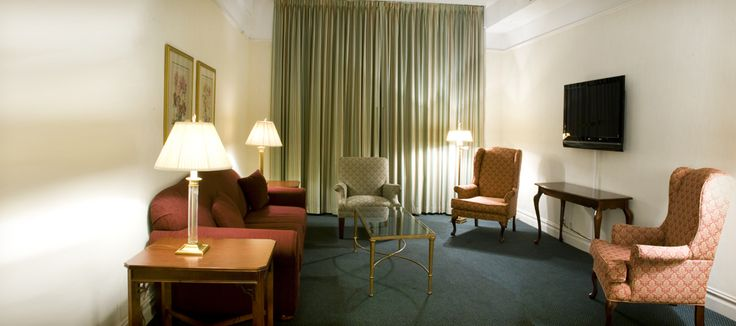 NYC Hotel Rooms & Suites at the Salisbury Hotel