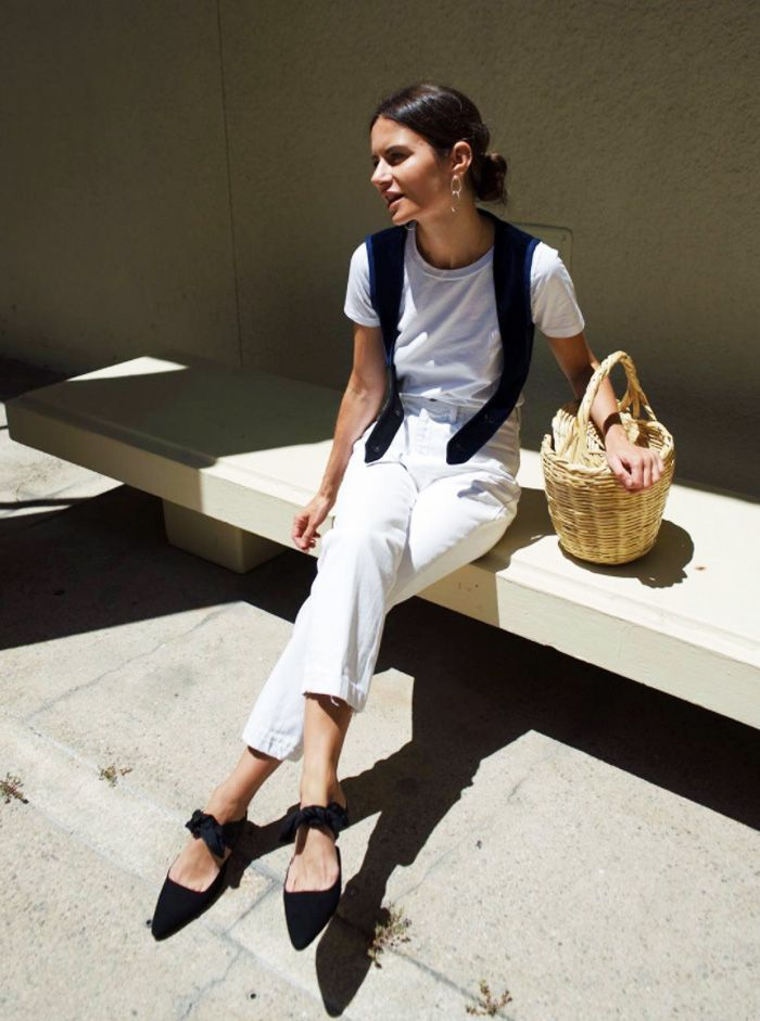 French Instagrammers You Might Not Have Heard Of—but Will Quickly Fall For via @WhoWhatWearUK