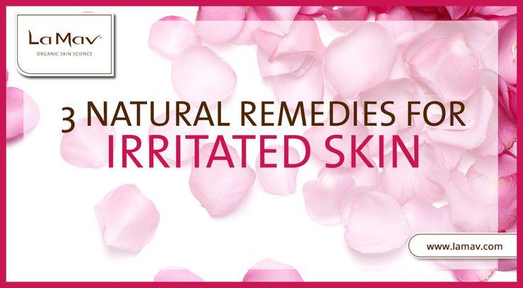 *3 Ways To Sooth Irritated Skin Immediately* #glowingskin #naturalbeauty #organicskincare #healthyskin #beautytips #beautytipsandtricks