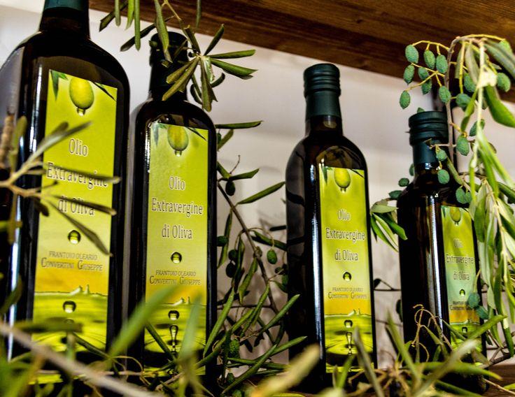 L'olio di oliva di Convertini di Locorotondo