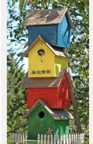 Free Birdhouse Plans | Lori Abraham's Empower Network Blog