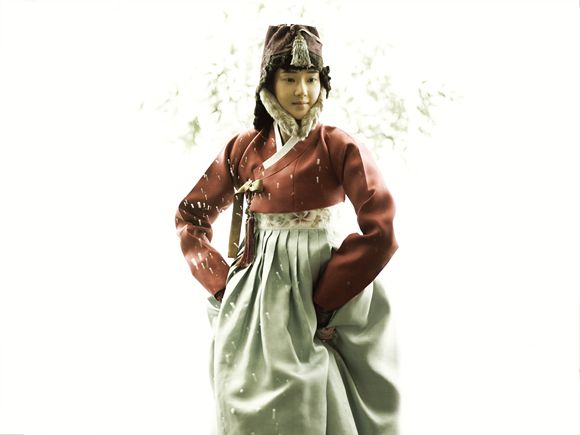 Hanbok 한복 (korean Traditional Dress)