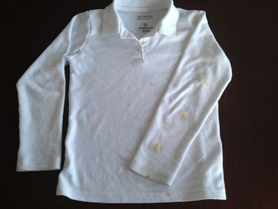 Remove All Stains.com: How to Remove Bleach Stains From White Clothes