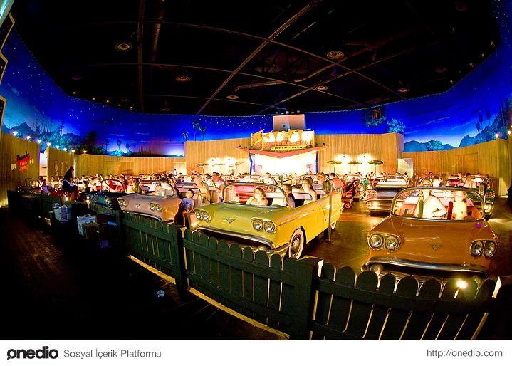 Disney'in Hollywood Stüdyoları