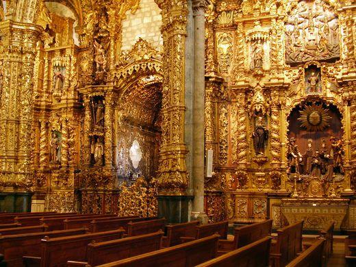 Igreja de São Francisco – Porto, Portugal - Atlas Obscura