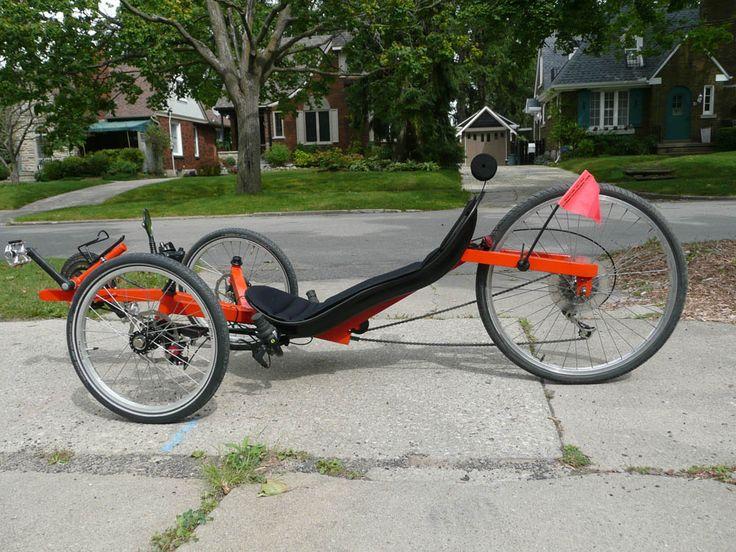 1292 best cool recumbent bikes images on pinterest. Black Bedroom Furniture Sets. Home Design Ideas