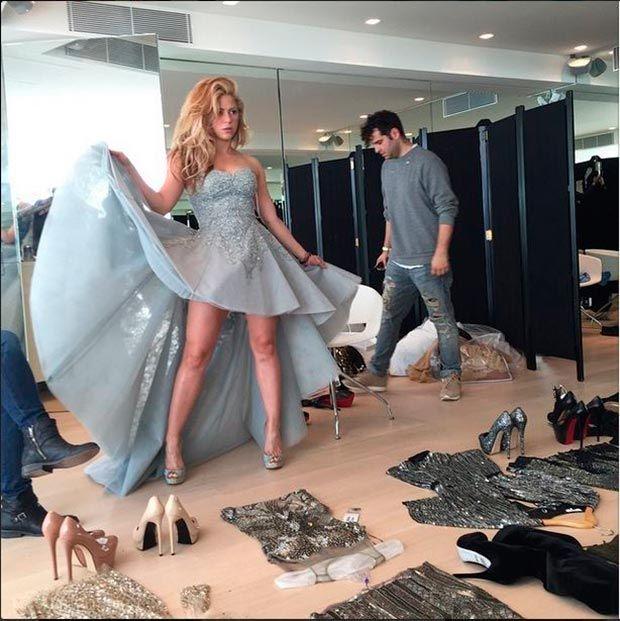Shakira - Instagram