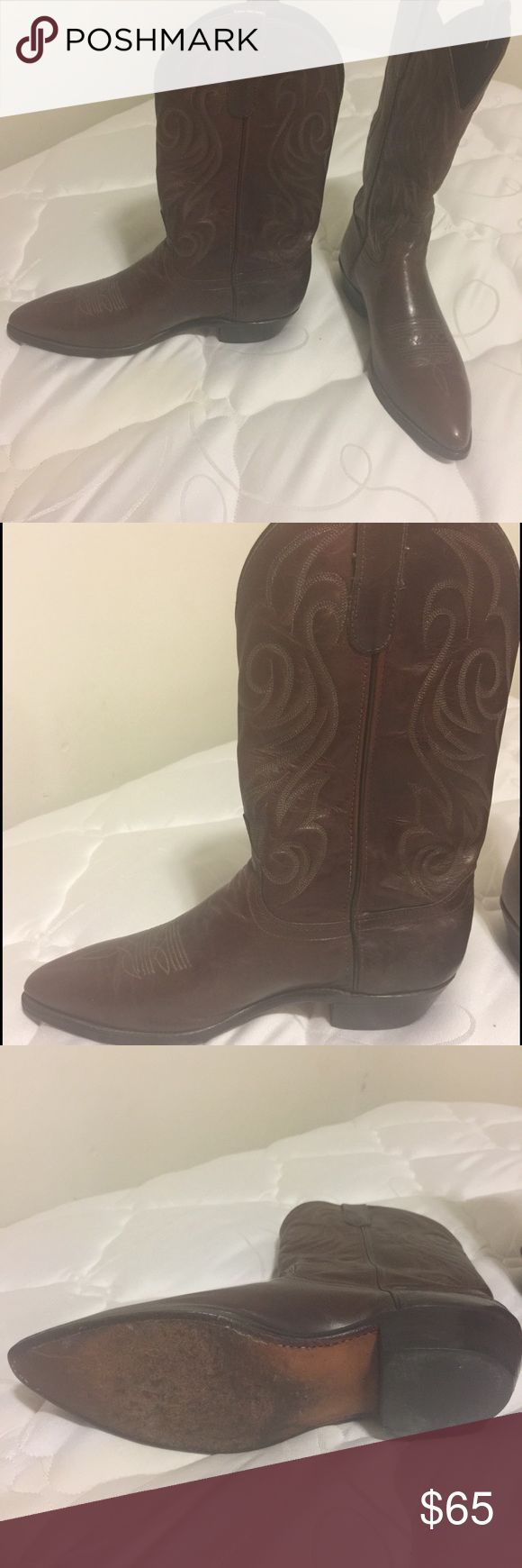 Code West men's cowboy boots👢 Lightly worn, in excellent condition, men's cowboy boots. 🤠 Code West Shoes Boots