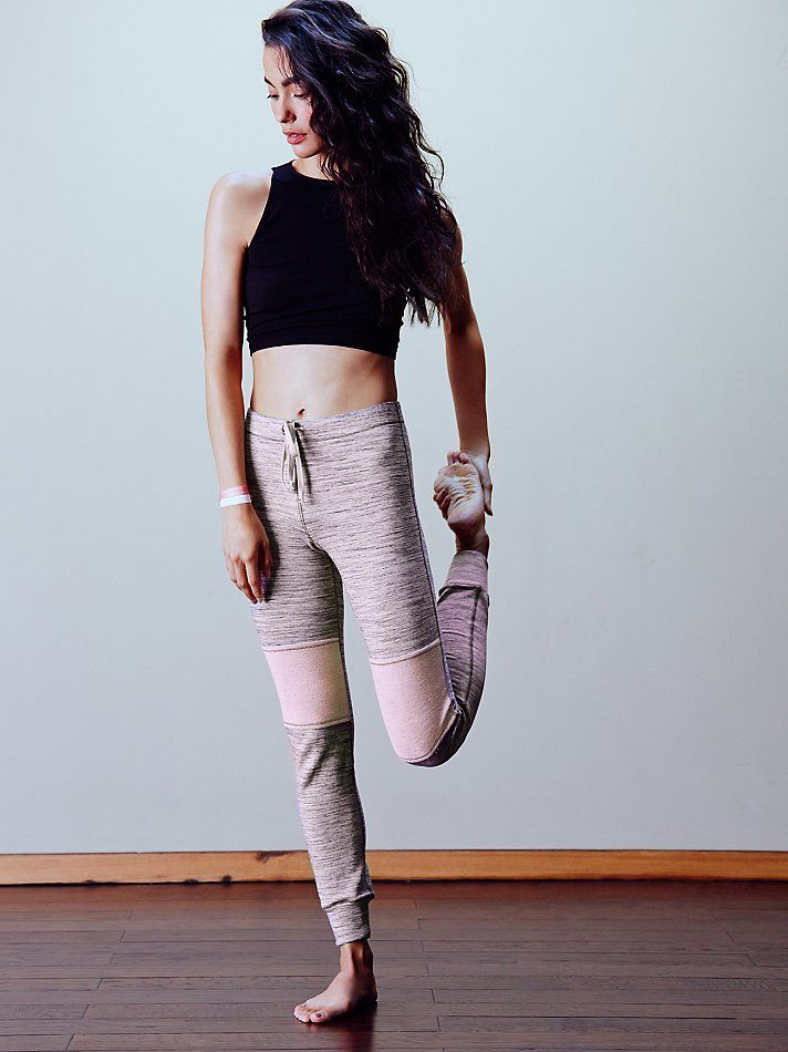 Free People Barre Legging at Free People Clothing Boutique