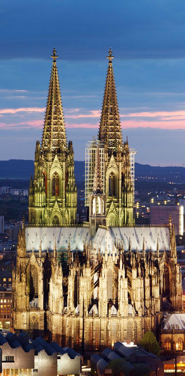 Cathédrale de Cologne, Allemagne