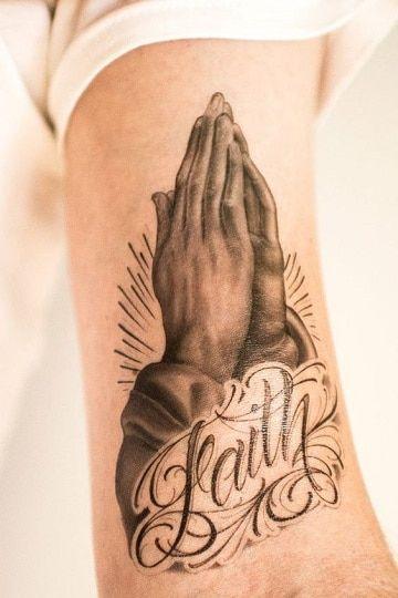 Diseños De Tatuajes Manos De Cristo Que Simbolizan Fervor Bodcka