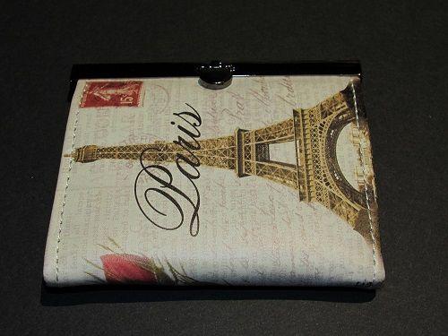 Monedero de París estilo vintage. #tiendaonline #moda #vintage #paris