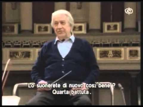 Sergiu Celibidache - Anton Bruckner - 7° Sinfonia - 1° Movimento