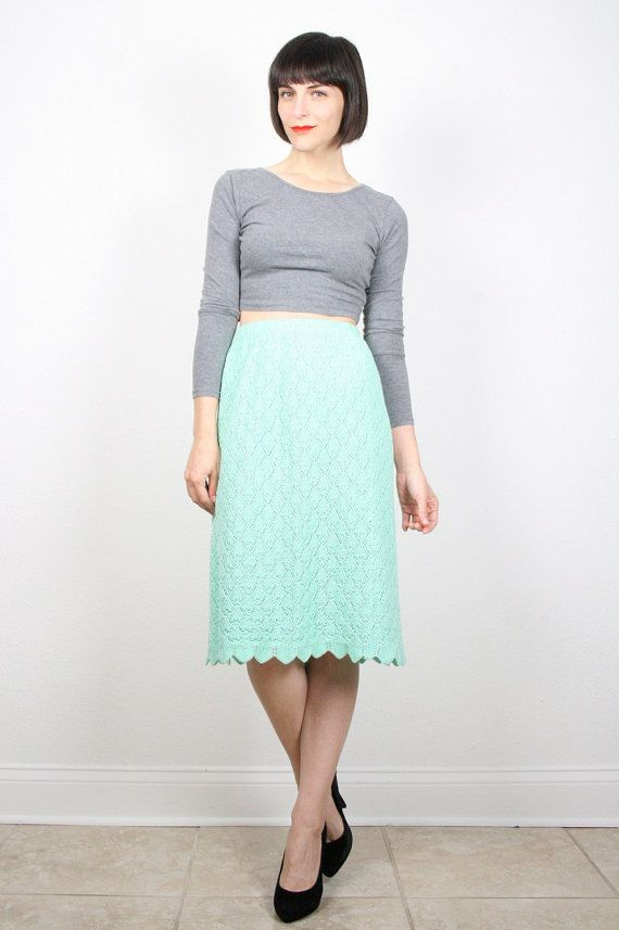 25 best images about My mint green addiction on Pinterest | Skirts ...