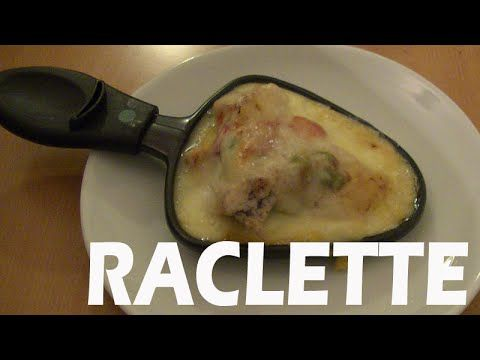 Recette originale de Raclette
