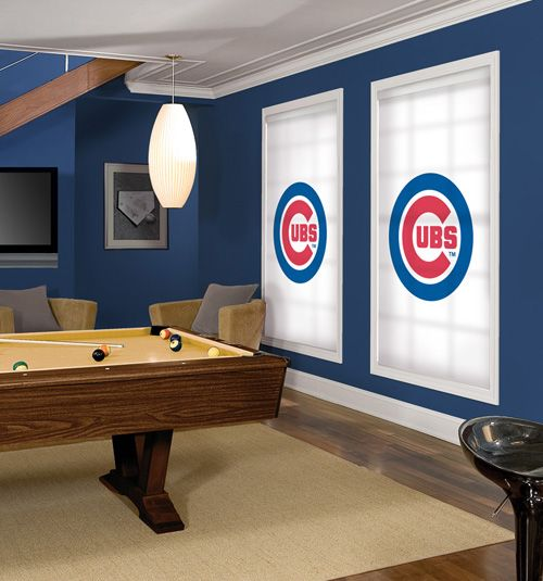 17 Best Images About Chicago Cubs Wo Man Caves And Rooms