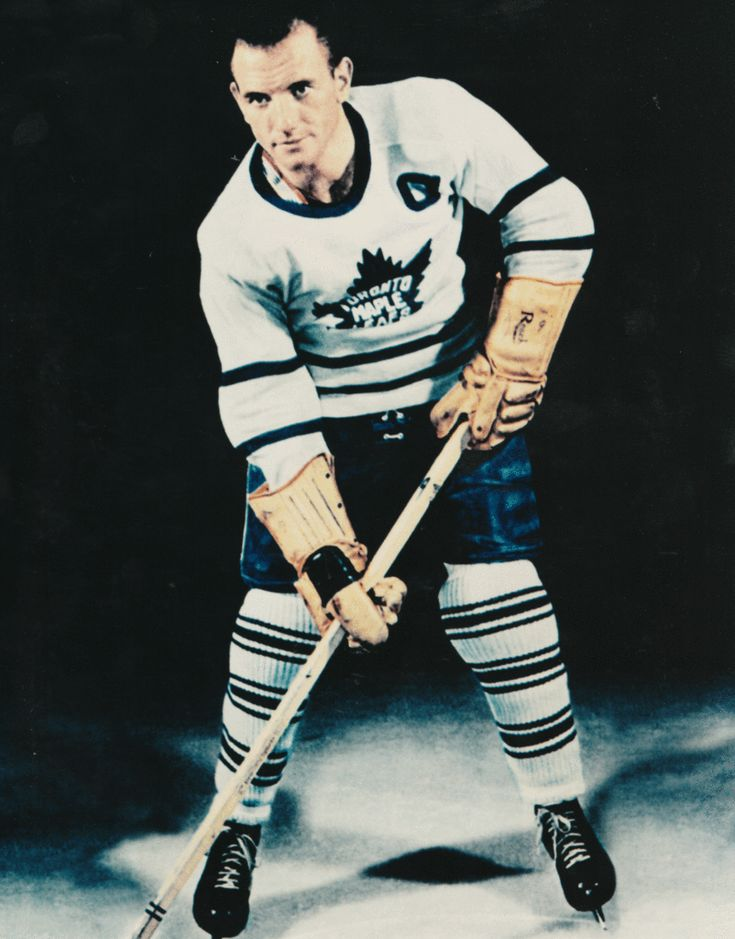 Ted Kennedy - Toronto Maple Leafs - NHL Hockey Pictures & Autographs