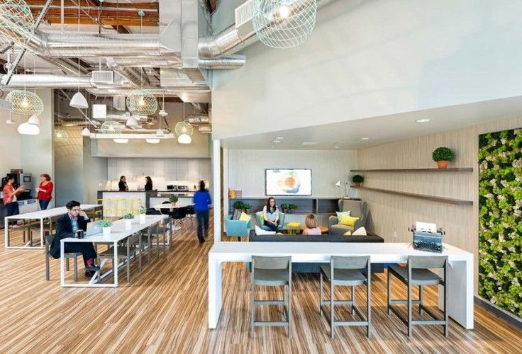 New Instacart Offices in San Francisco, California