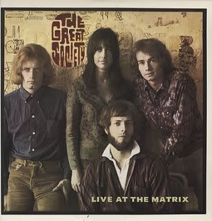 The Great Society (band): Live at the Matrix