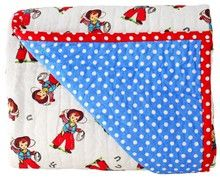 Billy The Cowboy Cot Quilt