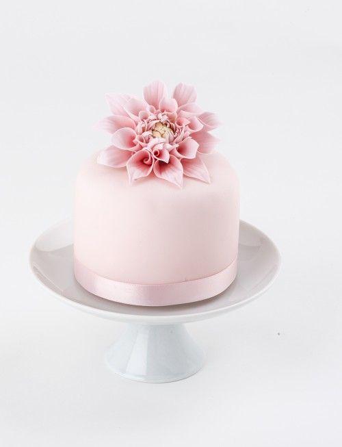 Tutorial dalia  Il corriere cake