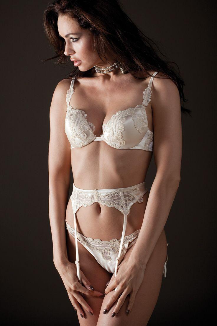 fine lingerie silk