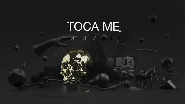 Toca Me 2013 by Timo Boese. Opener for the Toca Me Design Conference 2013