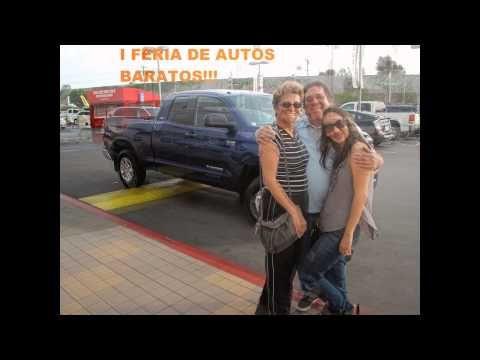 I FERIA DE AUTOS BARATOS:Nuevos y Usados Luz Diaz