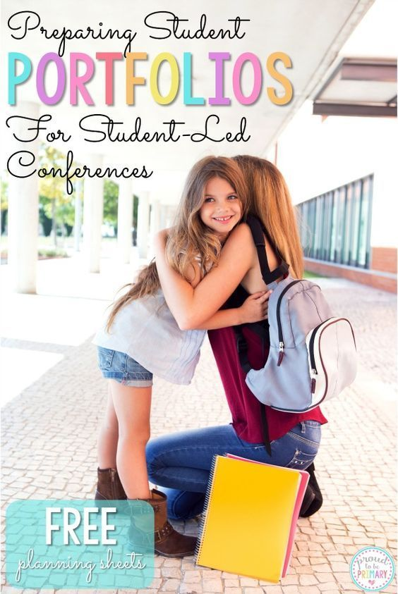 Are you a teacher looking for student-led conference ideas?  This post shares DIY tips on creating the perfect portfolios that will impress parents, as well as preparing children to showcase their classroom work. Head there now to download your free print